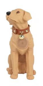 M217 Dobermann Dog Bluetooth Speaker Brown