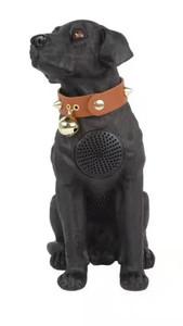M217 Dobermann Dog Bluetooth Speaker Black