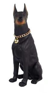 M210 Large Labrador Dog Bluetooth Speaker Black