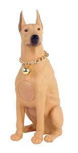 M210 Large Labrador Dog Bluetooth Speaker Brown