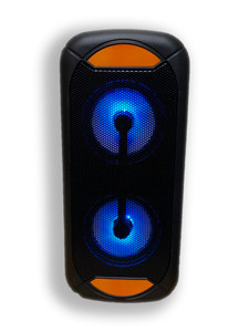 JBK-8900 Bluetooth LED Party Speaker Orange