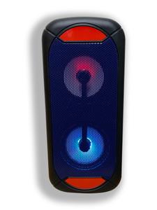 JBK-8900 Bluetooth LED Party Speaker Blue