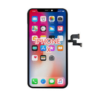 iPhone X LCD with Touch Black