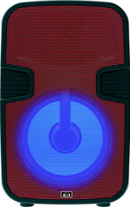 Bluetooth Speaker Tycoon PLS-2103 Red