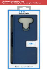 Samsung S20 Plus MM Rugged case W/ clip Navy