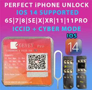 Gevey Sim Pro Unlock Any iPhone