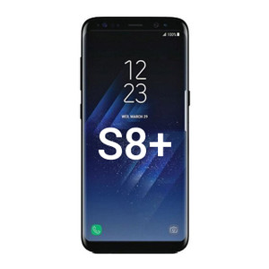 Samsung S8 Plus LCD With Touch + Frame Black