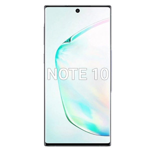 Samsung Note 10 LCD With Touch + Frame Black Service Pack