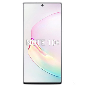Samsung Note 10 Plus LCD With Touch Black