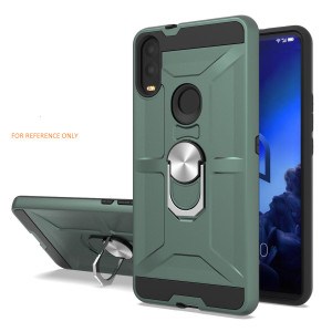 Lg K22 MM Ring Stand Case Army Green