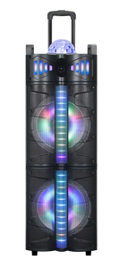 "Party Speaker MPD1207 12""x2"