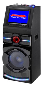 "Party Speaker MPD123TS With 12"" WiFi Screen"