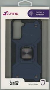 Samsung S21 MM TRIPPLE LAYER MAGNET CASE Navy