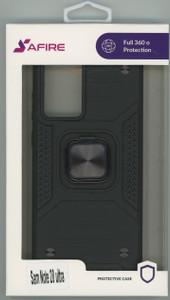Samsung Note 20 Ultra MM Triple Layer Magnet Case Black