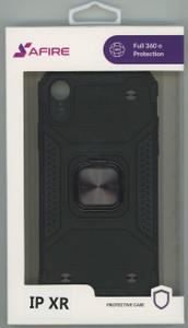 Iphone XR Ultra MM Triple Layer Magnet Case Black