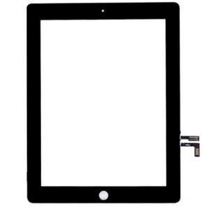 iPad 5 Digitizer Black