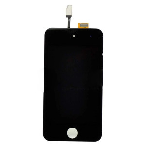 iPod 4 LCD With Touch Black