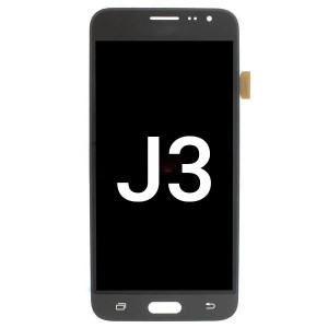 Samsung J3 LCD With Touch Black