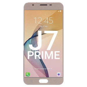 Samsung J7 Prime LCD With Touch G610 Gold