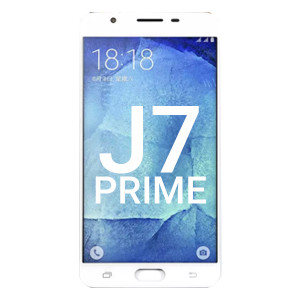 Samsung J7 Prime LCD With Touch G610 White