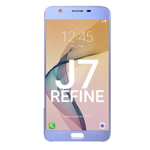 Samsung J7 Refine LCD With Touch Blue 2018