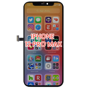 iPhone 12 Pro Max LCD with Touch Best Quality
