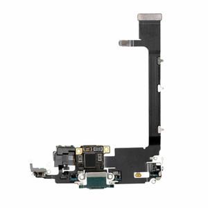 iPhone 11 Pro Max Charging Port Flex Green