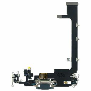 iPhone 11 Pro Charging Port Flex Green