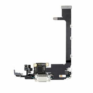 iPhone 11 Pro Charging Port Flex Silver