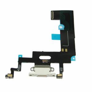 iPhone XR Charging Port Flex White