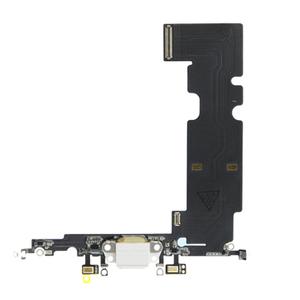 iPhone 8 Plus Charging Port Flex White