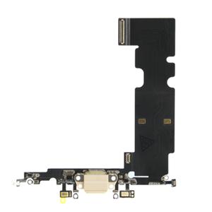 iPhone 8 Plus Charging Port Flex Gold
