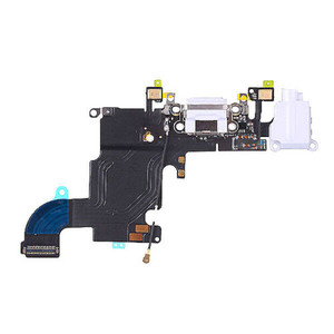 iPhone 6S Charging Port Flex White