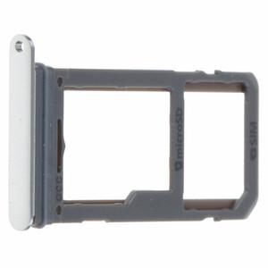 Samsung S8 Plus Sim Tray Silver