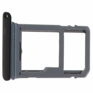 Samsung S8 Plus Sim Tray Black