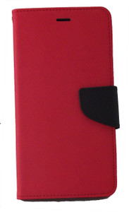 iphone 6 Plus Professional Wallet Red