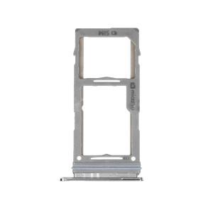 Samsung S10e Sim Tray Silver