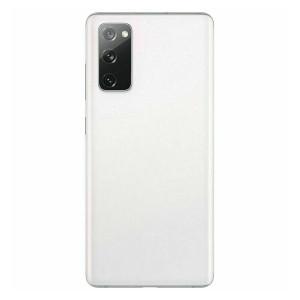 Samsung S20 FE 5G Back Door w/ Camera Lens White