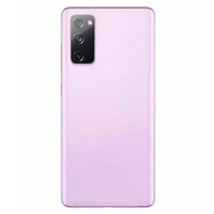 Samsung S20 FE 5G Back Door w/ Camera Lens Pink