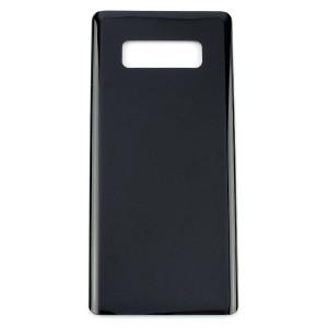 Samsung Note 8 Back Door Black