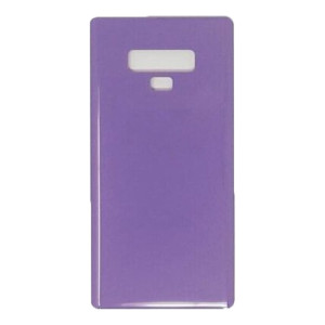 Samsung Note 9 Back Door Purple With Camera Lens