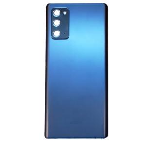 Samsung Note 20 Back Door Blue