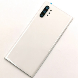 Samsung Note 10 Plus Back Door Aura White