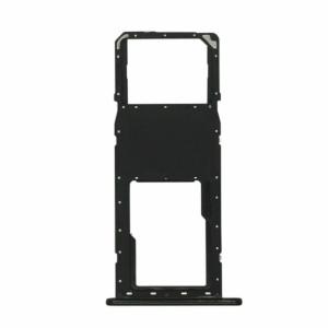 Samsung A11 SM-A115 2020 Sim Tray Black