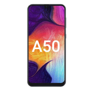 Samsung A50 2019 LCD with Touch Black Incell