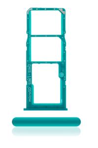 Samsung A71 A715 2020 Sim Tray Green