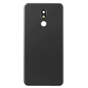 LG Stylo 5 Back Door Aurora Black