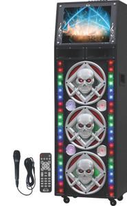 Party Speaker Karaoke LI-S318BT MARLIN W Touch Screen