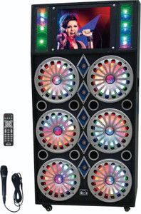 Party Speaker Karaoke LI-S1728BT LAZER W Screen