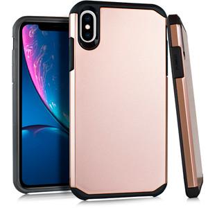 iPhone XR MM Slim Armor Case Rose Gold